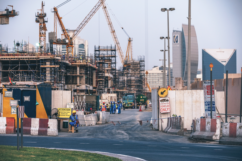 Environmental Noise Construction-1