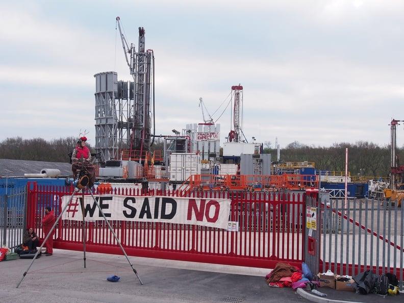 fracking complaints