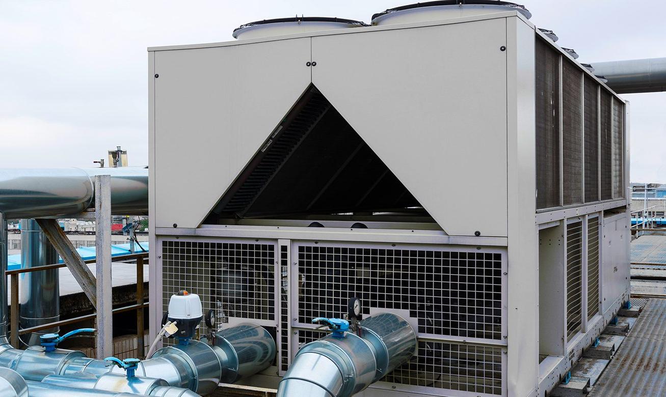HVAC Unit noise problems and pollution