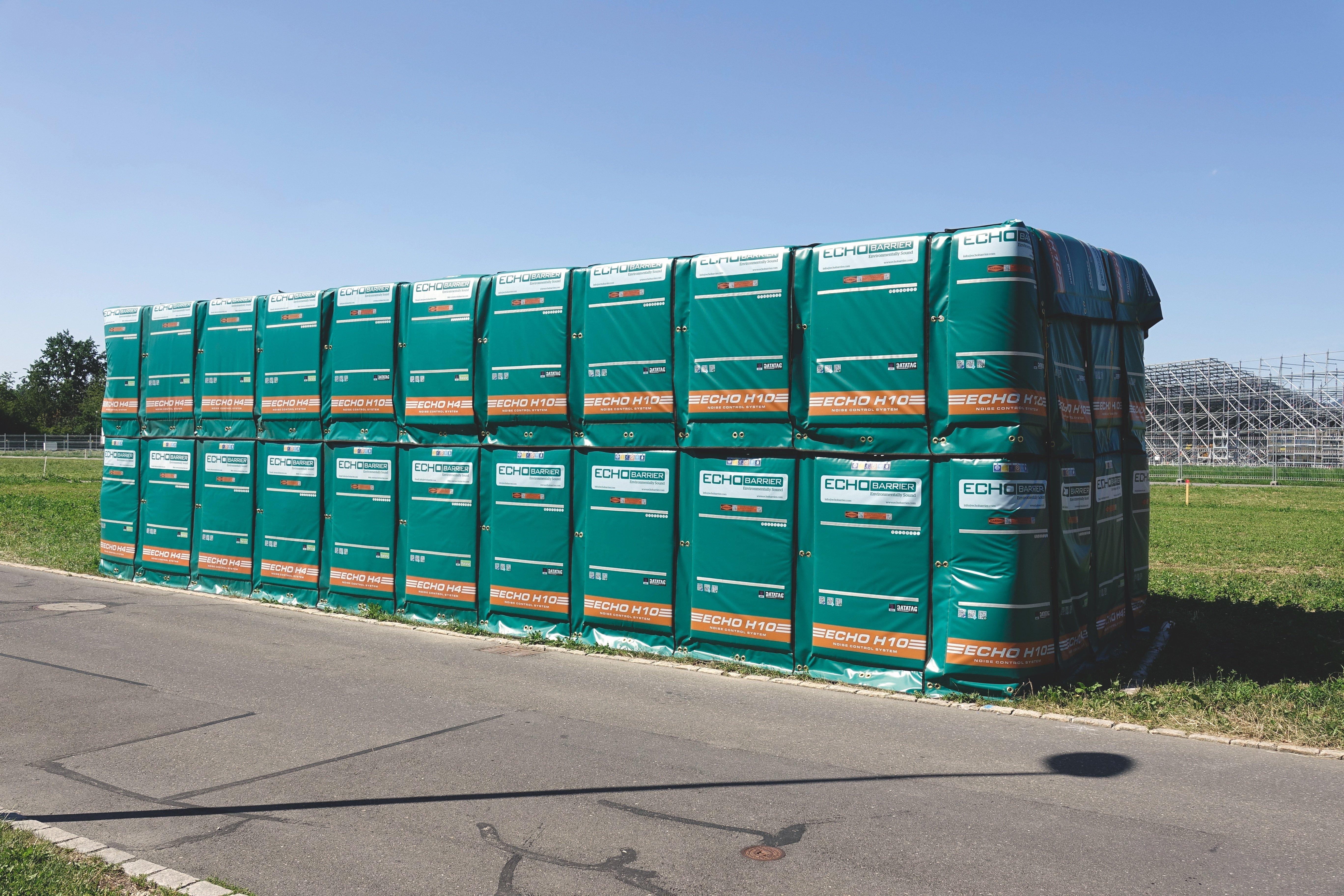 Toughest industrial acoustic enclosures