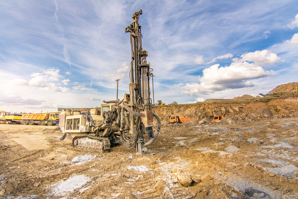Underground and surface mine noise