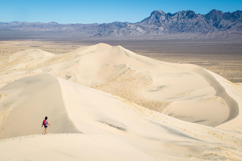 Kelso Dunes, California