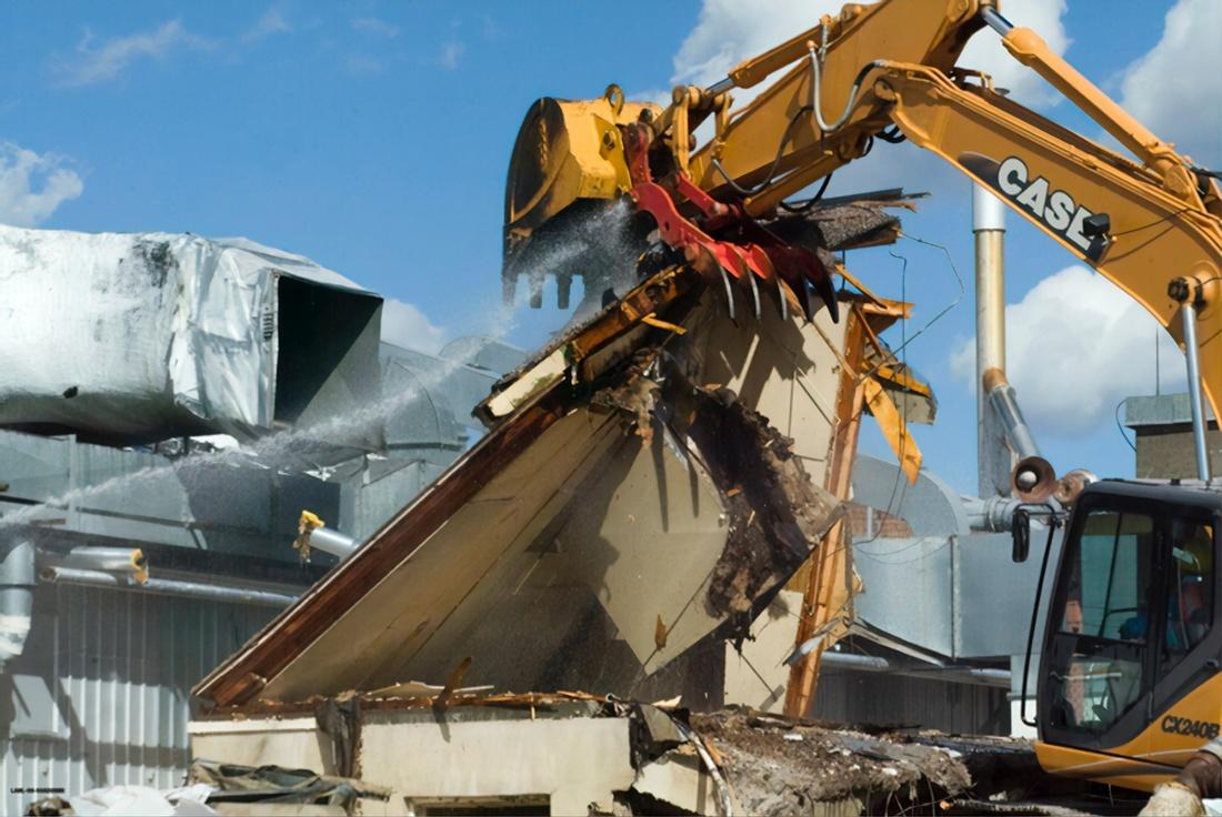 Avoid demolition complaints